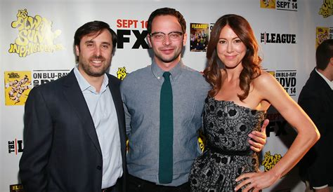 nick kroll it s always sunny jeff schaffer in fx s comedy night for quot it s always sunny