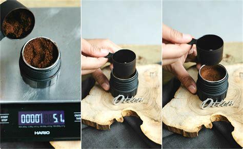 review staresso espresso maker majalah otten coffee