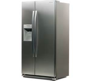 American Fridge Freezer No Plumbing Required buy daewoo drq29npes american style fridge freezer