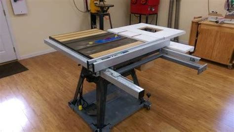 Radial Arm Saw Vs Table Saw by Craftsman Radial Arm Saw And A Craftsman Table Saw By