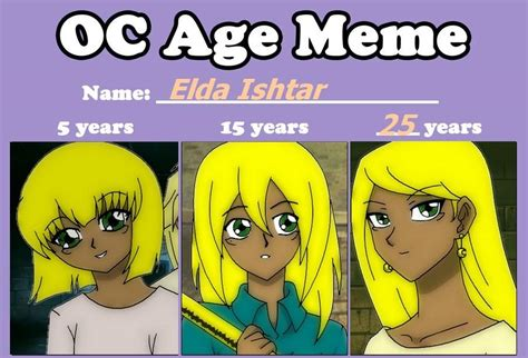 Age Meme - digital yu gi oh by elda ishtar on deviantart