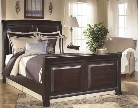 Ridgley King Bedroom Set by Ridgley Sleigh Bedroom Set From B520 Coleman