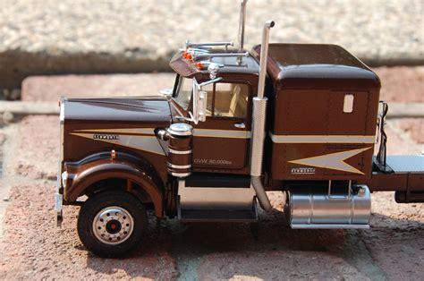 kenworth cabover models amt kenworth k123 cabover model kit