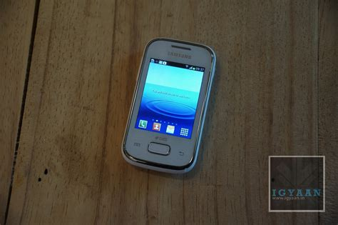 Samsung Y Plus Samsung Galaxy Y Plus Duos Gt S5303 Review Igyaan Network