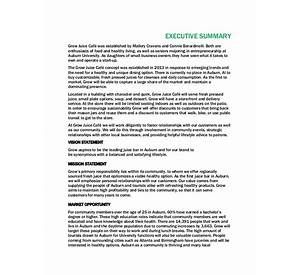 Business Proposal Sample Cafe Construction Contract - Business plan template cafe