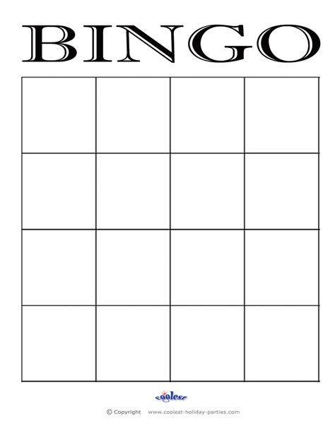 free bingo card templates bingo pelipohja m a t h s word work