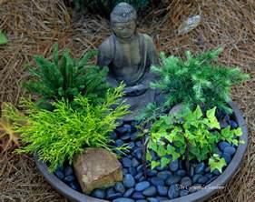 small zen garden mini zen garden container gardening pinterest