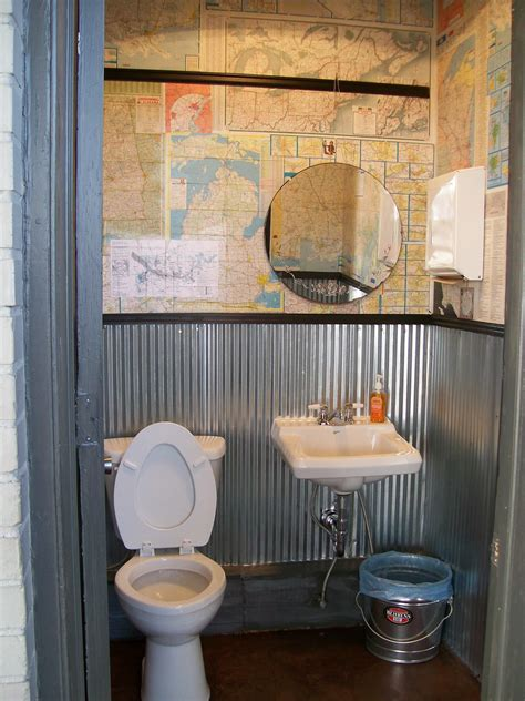 shop for bathroom i remodeled the bathrooms at our family business since it is a gas station i collected vintage
