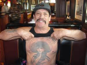 danny trejo is an enigma covered in blood with a heart
