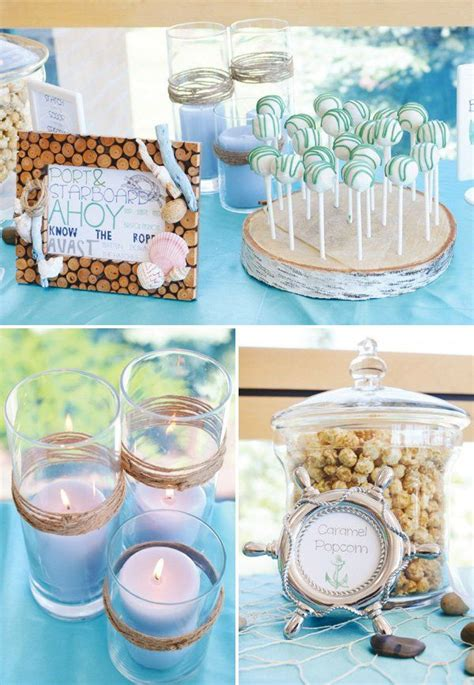 Entertaining Baby Shower by 10 Ideas For A Nautical Themed Baby Shower Entertaining