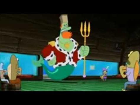 Spongebob 3 All Hp parodia loquendo br bob esponja o filme rei netuno quer