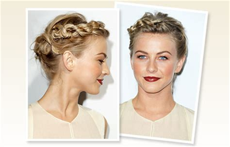 julianne hough updo step by step hochsteckfrisur 420x270 jpg 420 215 270 hair pinterest