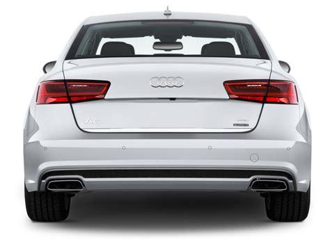 audi a6 rear image 2016 audi a6 4 door sedan quattro 3 0l tdi prestige