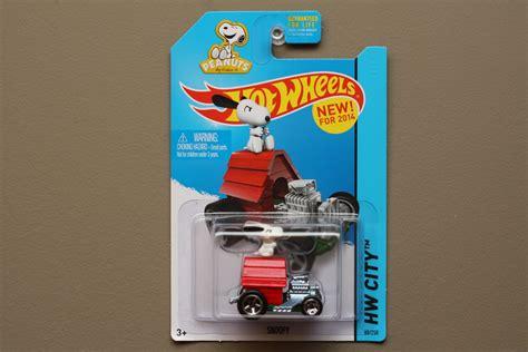 Wheels Snoopy Hw City wheels 2014 hw city snoopy peanuts