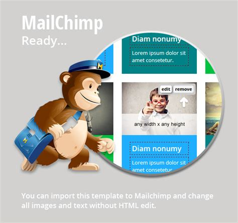 Fusion Metro Email Newsletter Template By Pophonic Themeforest Mailchimp Get Html From Template