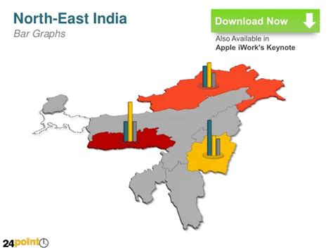 East India Map Outline by Map Of East India Ppt Presentations