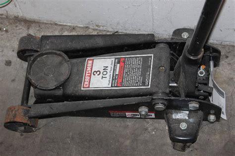 3 Ton Craftsman Hydraulic Floor by Craftsman 3 Ton Hydraulic Floor New Auto Parts