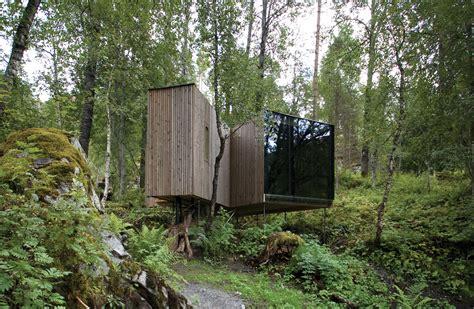 hotel from ex machina juvet landscape hotel by jenson skodvin gudbandsjuvet
