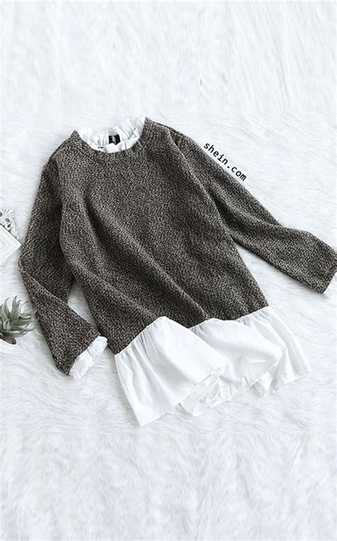 Sleeve Block Brown 25 best ideas about color block sweater on