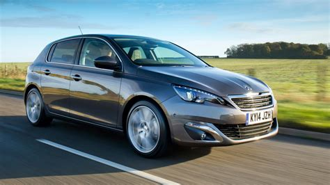 Review Of Peugeot 308 2017 Peugeot 308 Review Top Gear