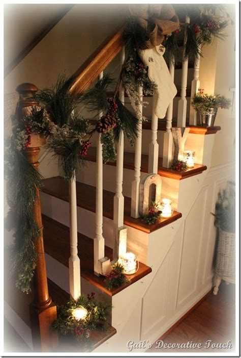 beautiful banisters for christmas 17 best ideas about staircase on staircase decor