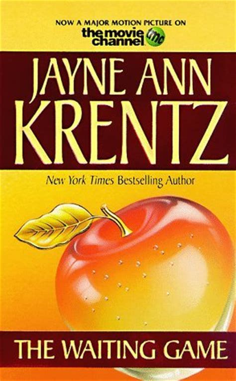 the waiting game by jayne ann krentz — reviews, discussion
