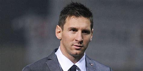 Model Rambut Lionel Messi by Gaya Rambut Konyol Bola Net
