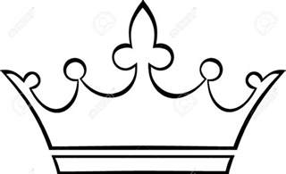crown color coloring pages crown coloring page crown