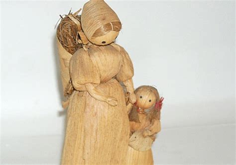 baby corn husk doll 90 best images about corn husk on