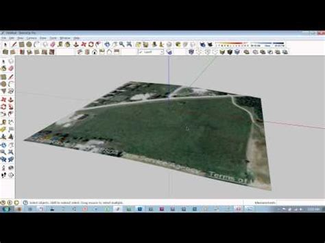 revit tutorial topography the one about creating topography sketchup to revit