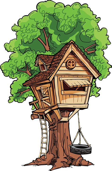 Treehouse Adventure Books - children s education