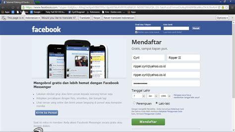 membuat instagram dengan akun facebook membuat akun facebook lite cara membuat akun facebook