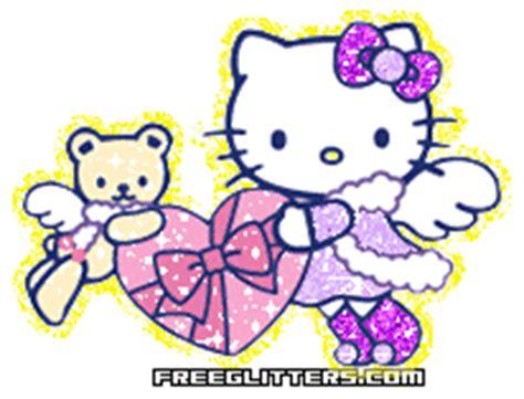 wallpaper hello kitty glitter bergerak hello kitty images hello kitty glitter wallpaper photos