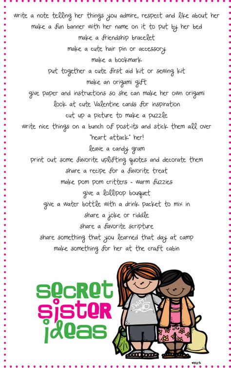 my secret sister christian inspirational quotes secret sister quotesgram