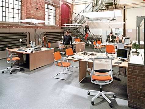 Office Chairs In Silicon Valley The Opposite Of Open Office Design Modern Office Furniture