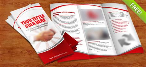 brochure trifold template psd 27 beautiful trifold brochure templates desiznworld