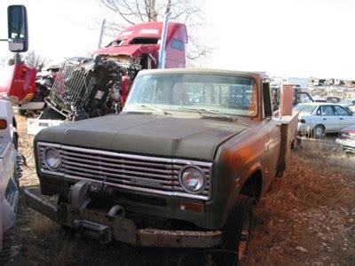 international salvage yard ch truck parts