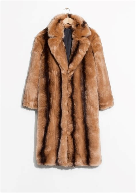 The Other Side Of The Fur Story The Luxurious Necessity by Faux Fur Coat Endource