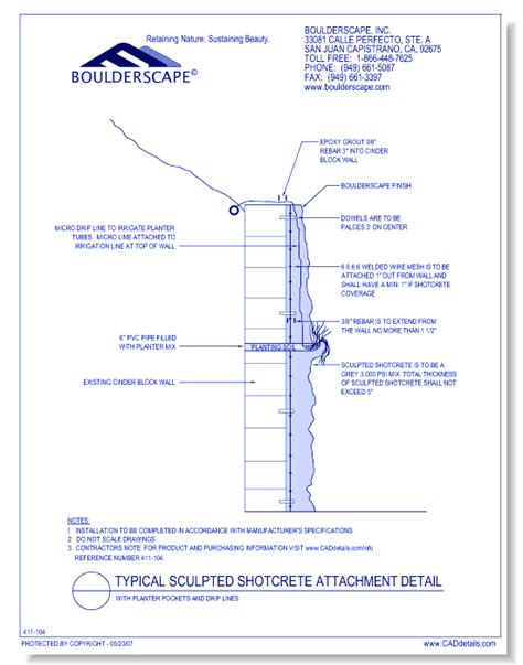 solidworks cross section cross sections boulderscape inc caddetails