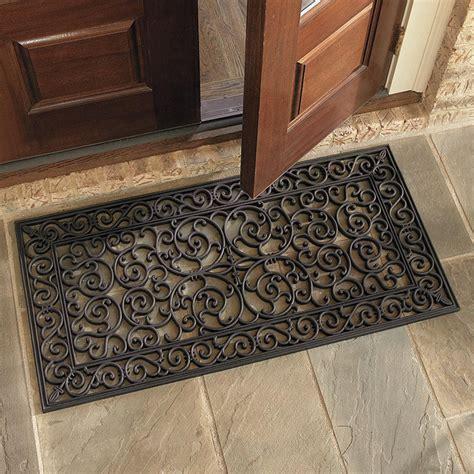 outdoor front door rugs highgate doormat door ballard designs