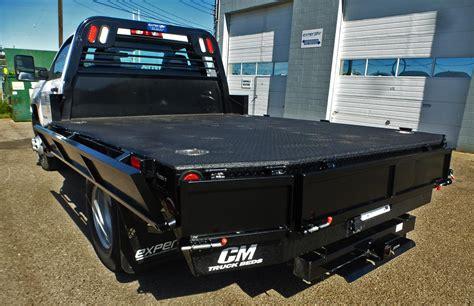 truck bed deck pickup flat decks high quality steel flatbeds edmonton