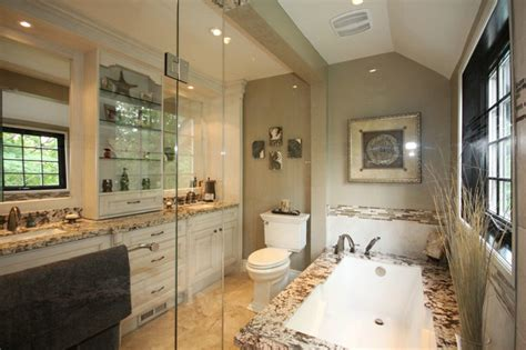 Million dollar bathroom