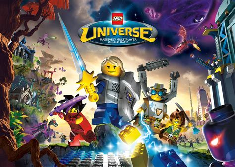 lego universe is going free to play