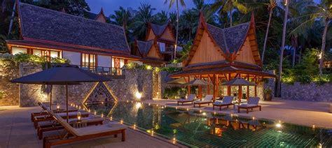 Eight Bedroom Villas 8 Bedroom Garden Villa Amanpuri Luxury Accommodation At