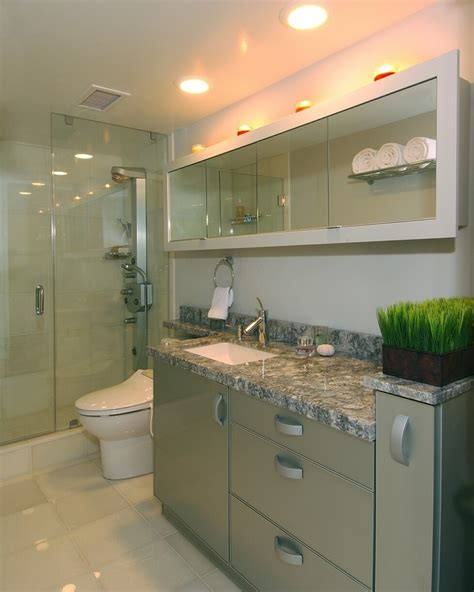 metal shower bench bathroom cabinet designs with wall lighting sconce white wood