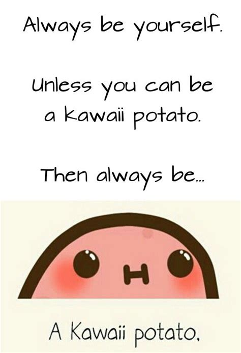 Kawaii Meme - 17 best images about kawai potato on pinterest so kawaii