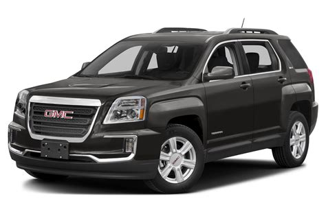 2016 gmc terrain styles features highlights