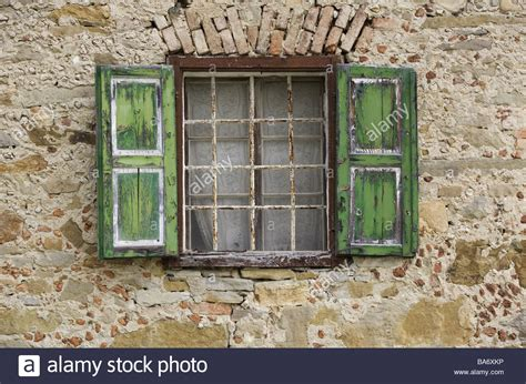 where to buy house windows stone house facade detail windows bars shutters open old house stock photo royalty