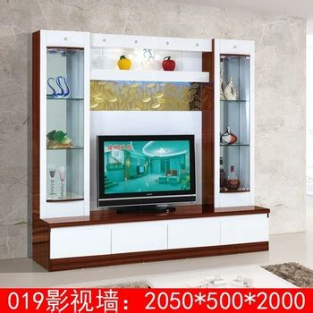 led wooden wall design wood led tv wall units designs 019 modern tv wall unit