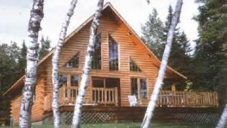 Small Cabin Kits Scotia Riverbend Log Homes Nackawic New Brunswick Canada
